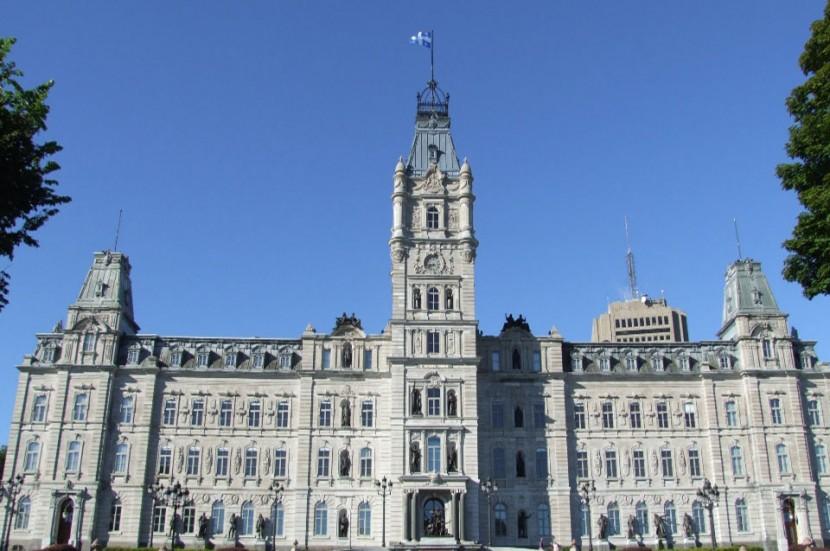 Québc parliament
